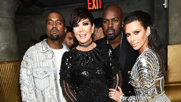 Kanye West, Kris Jenner, Kim Kardashian