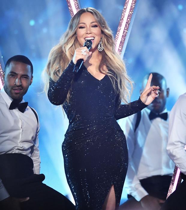 Mariah CareyBillboard Music Awards, Show, MGM Grand Garden Arena, Las Vegas, USA - 01 May 2019