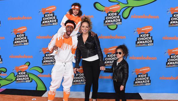 Mariah Carey Nick Cannon Reunite