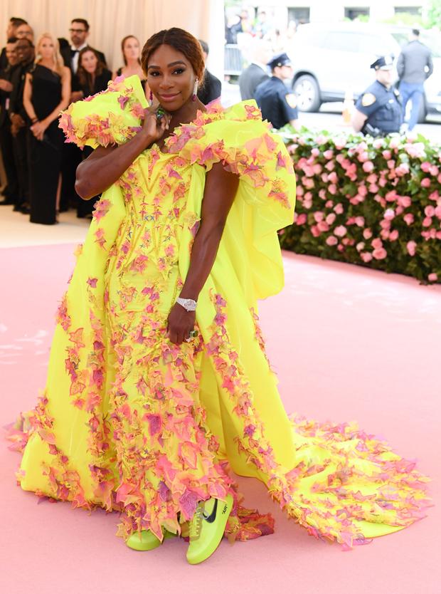 Serena Williams Met Gala