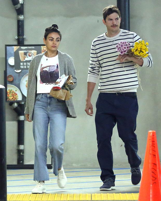 Movie mila kutcher and kunis ashton Mila Kunis