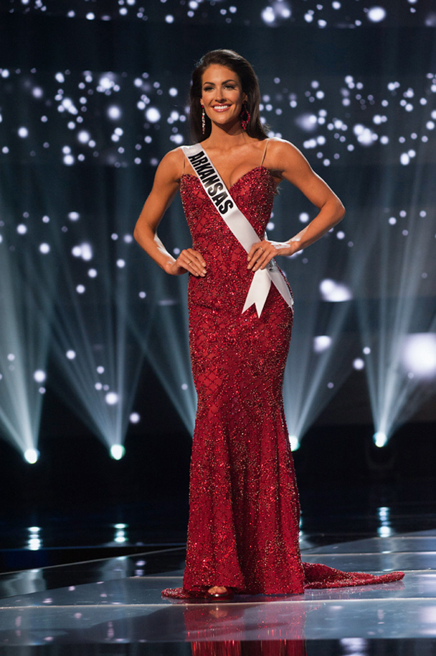 Miss USA Evening Gowns