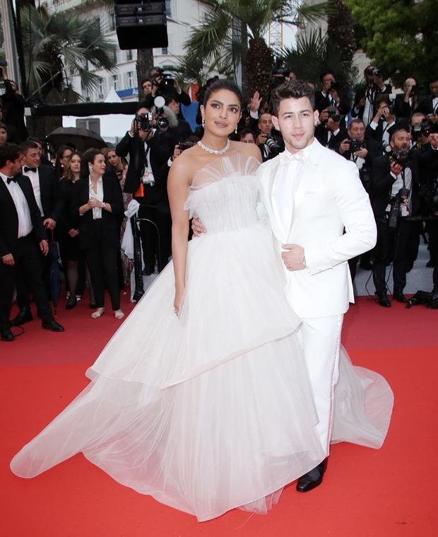 Nick Jonas and Pryanka Chopra