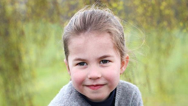 Princess Charlotte 4th birthday photos