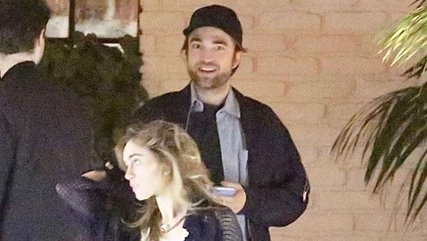 Robert Pattinson Suki Waterhouse
