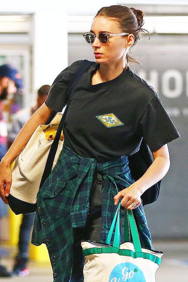 Rooney Mara ring
