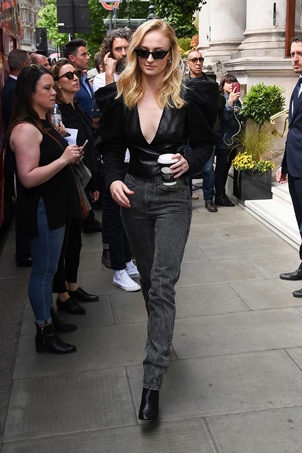 Sophie Turner X-Men Outfits