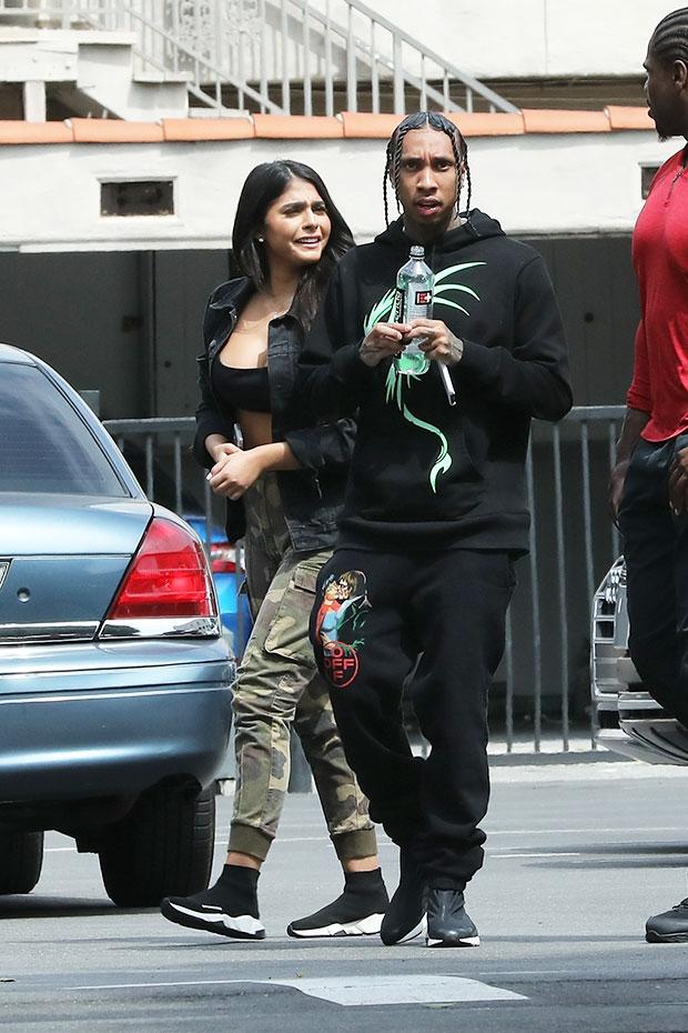 Tyga Kylie Jenner Look Alike