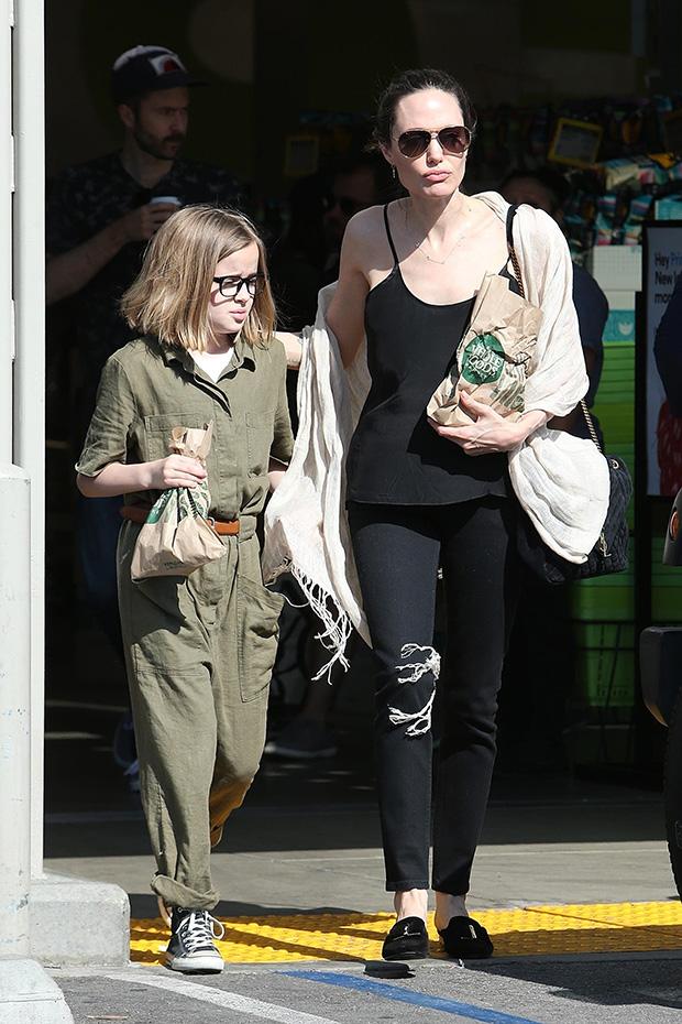 Angelina Jolie-Pitt, Vivienne Jolie-Pitt