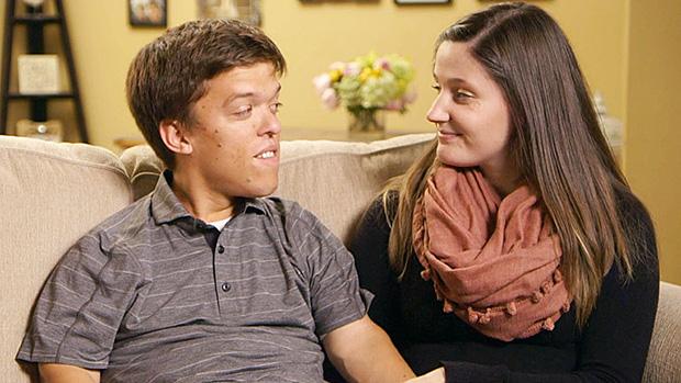 Zach and Tori Roloff