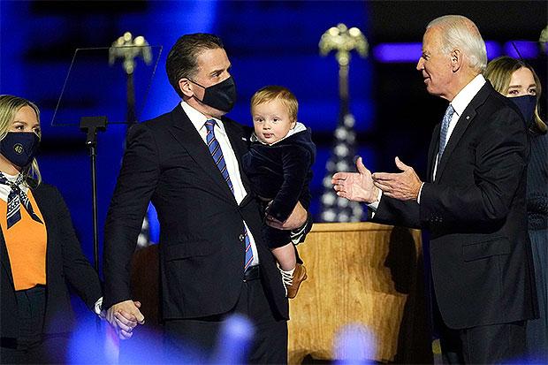 Hunter Biden Melissa Cohen Joe Biden