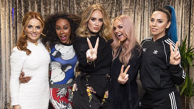Adele Spice Girls