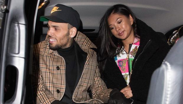 Chris Brown, Ammika Harris