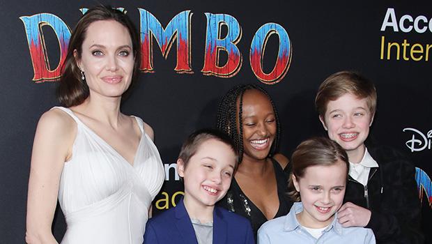 Angelina Jolie Kids Albuquerque