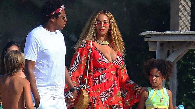 Beyonce Jay-Z Blue Ivy