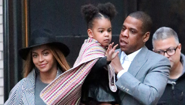 Blue Ivy, Beyonce, JAY-Z