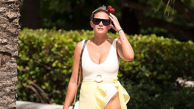 Brittany Cartwright in Miami