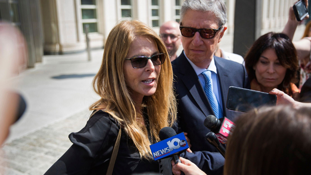 Catherine Oxenberg Reacts Keith Raniere Guilty