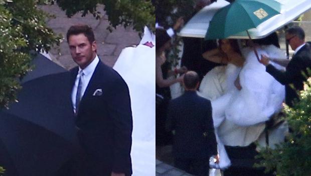 Chris Pratt Katherine Schwarzenegger