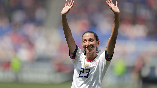 Who Is Christen Press
