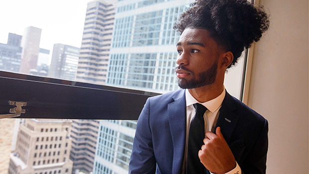 Coby White JCPenney NBA Draft