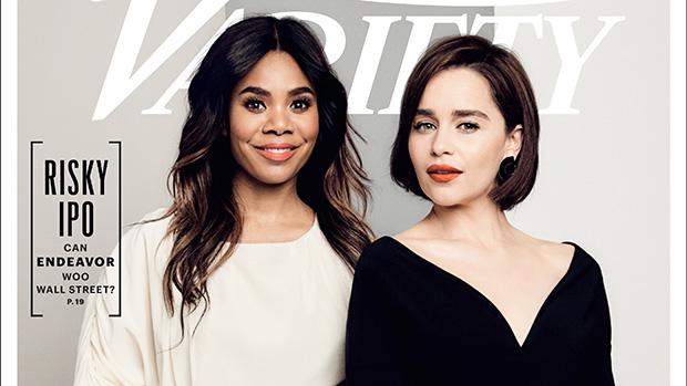 Emilia Clarke Variety
