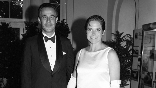 Katie Couric And Jay Monahan