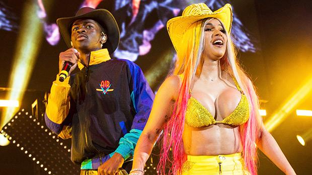 Lil Nas X Cardi B