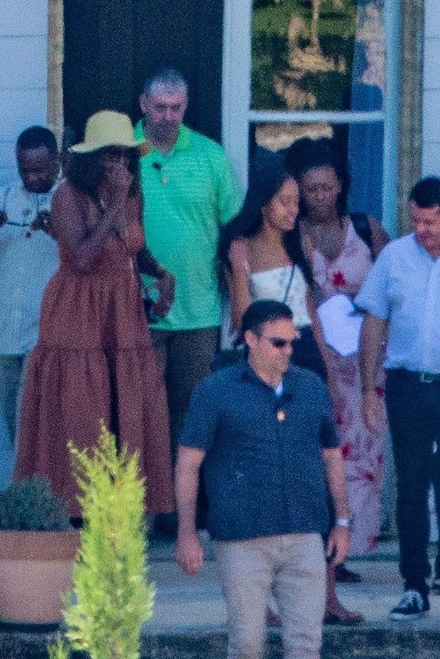 Malia Michelle Obama