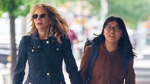 Meg Ryan & Daughter NYC