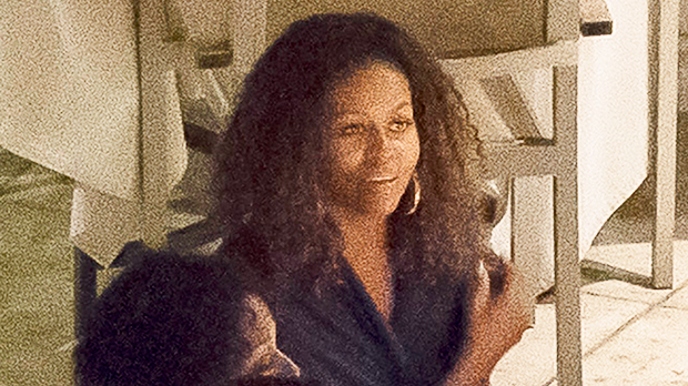 Michelle Obama Natural Curly Hair