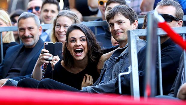 Mila Kunis Ashton Kutcher Mock breakup Rumors