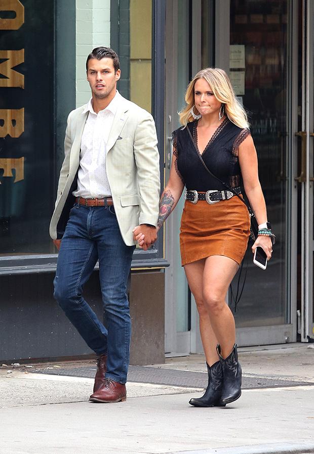 Miranda Lambert Brendan McLoughlin NYC Date