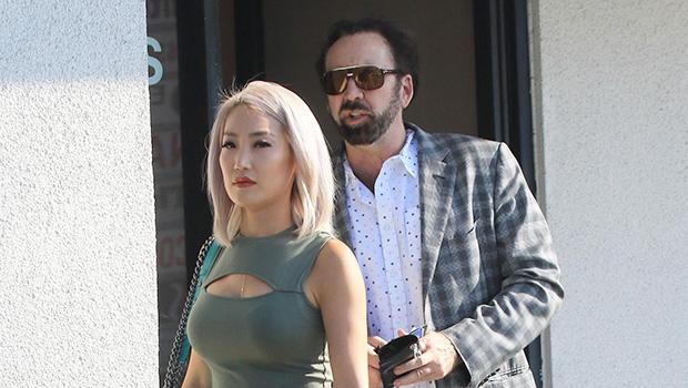 Nicolas Cage & Alice Kim: Reunites With Ex After Divorcing