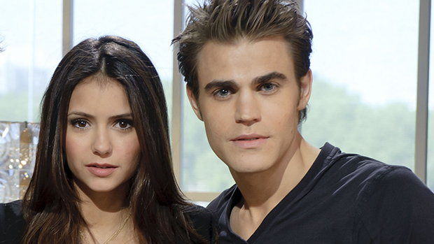 Paul wesley and girlfriend