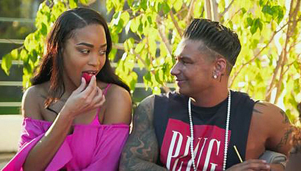 Nikki Hall And Pauly D
