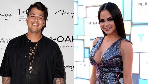 Rob Kardashian Sisters React Natti Natasha Flirting