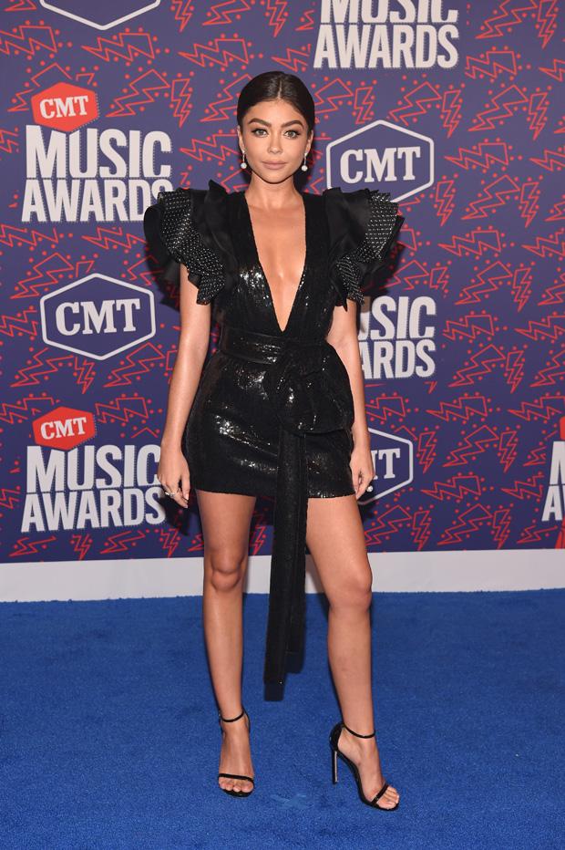 Sarah HylandCMT Music Awards, Arrivals, Bridgestone Arena, Nashville, USA - 05 Jun 2019