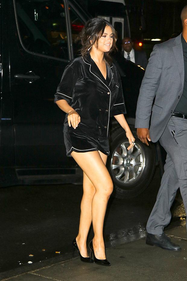 Selena Gomez Pajamas