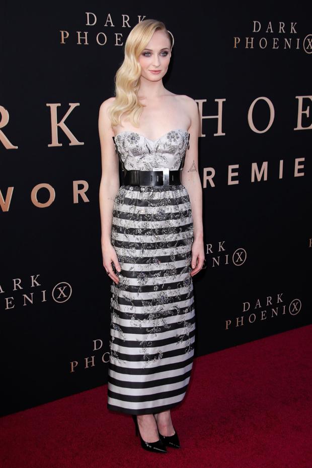 Sophie Turner Dark Phoenix Premiere