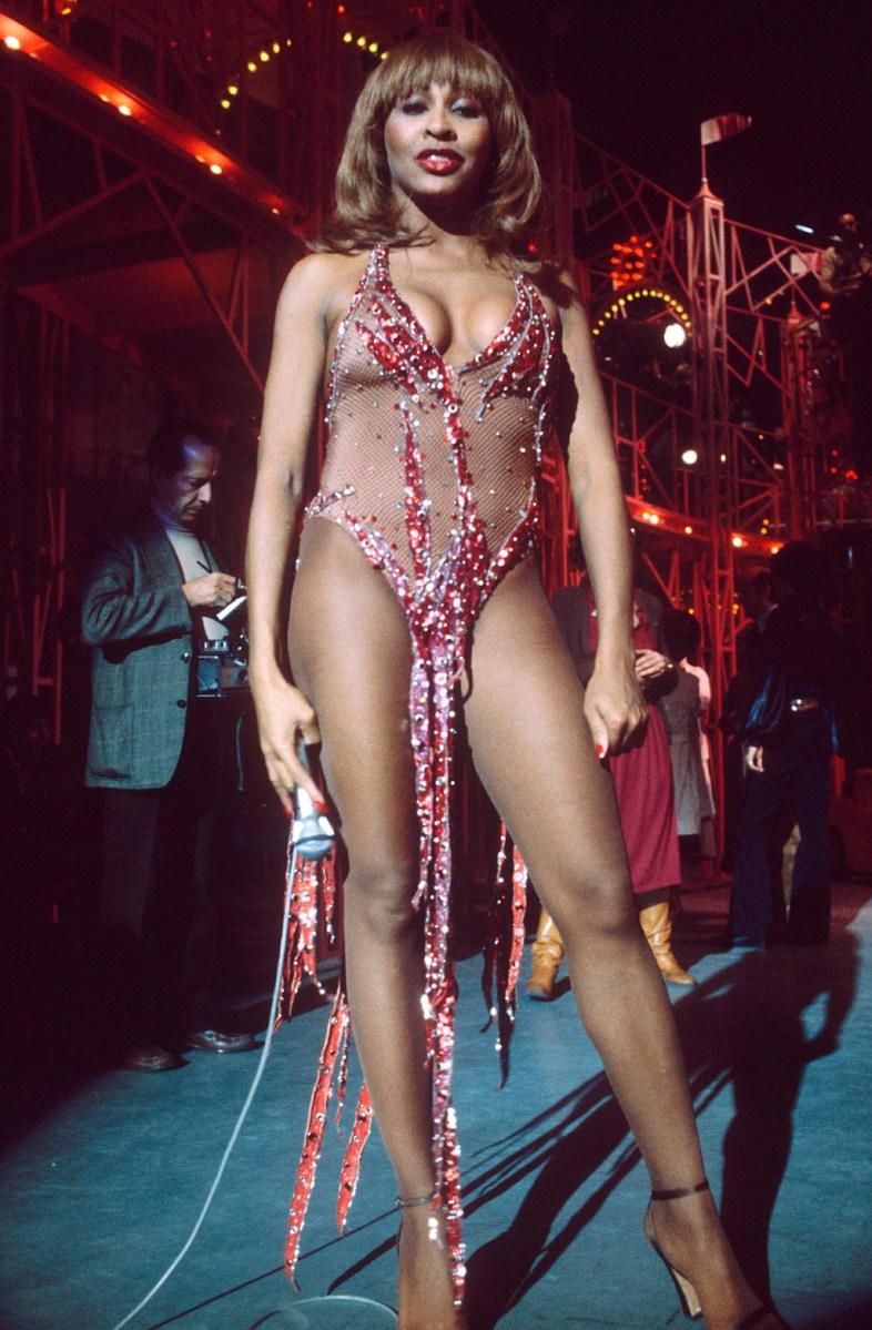 Nude tina turner Janet Jackson