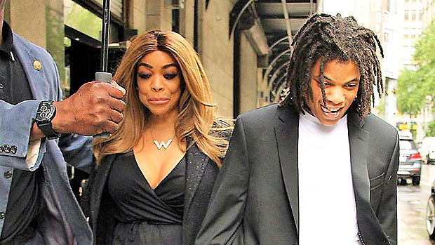 Wendy Williams & son Kevin Jr.