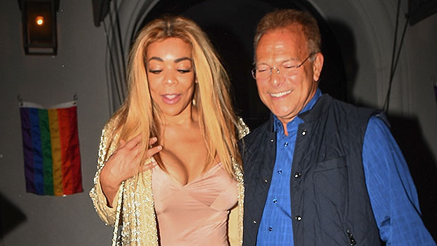 Wendy Williams in West Hollywood