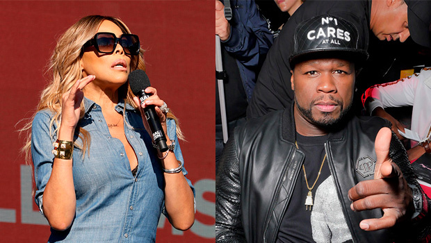 Wendy Williams And 50 Cent