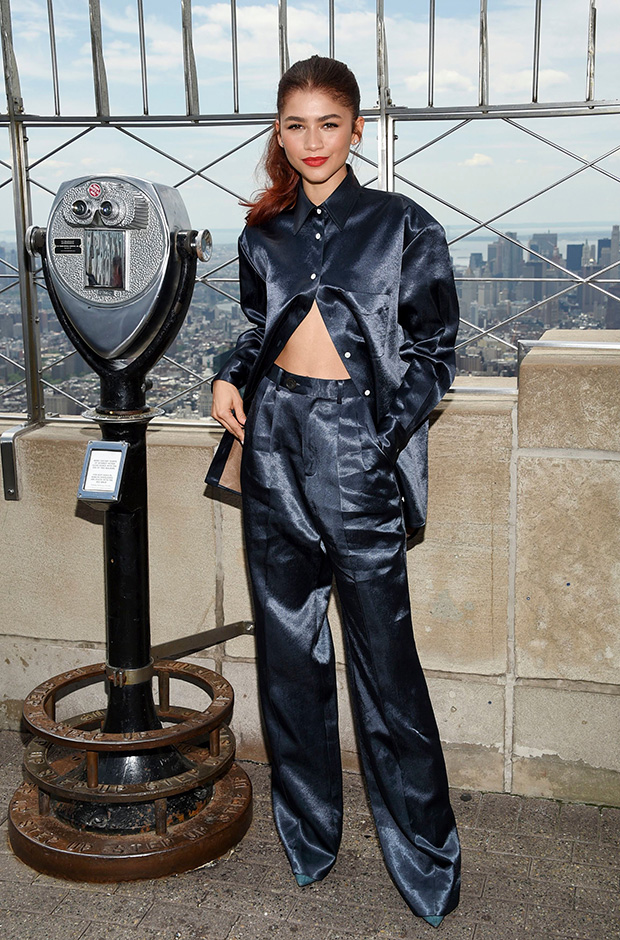 Zendaya Spider-Man Far From Home Outfits