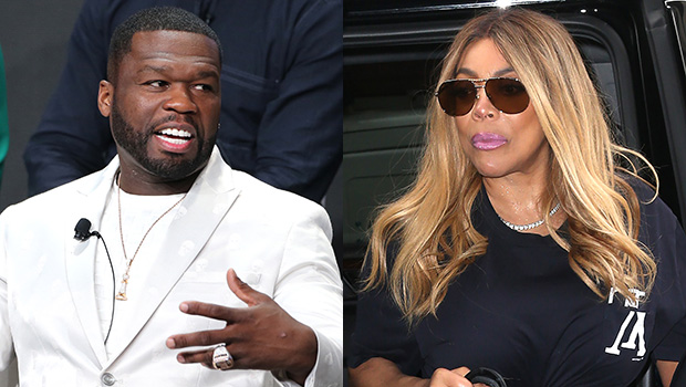 50 Cent and Wendy Williams