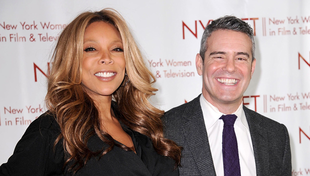 Andy Cohen Wendy Williams Ending Feud