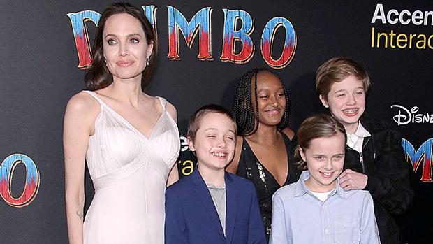 Angelina Jolie Australia Without Brad Pitt