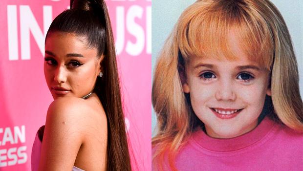 Ariana Grande And JonBenet Ramsey