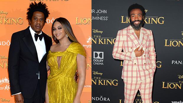 Beyonce Jay-Z Donald Glover